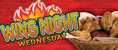 Wing Night Wednesday