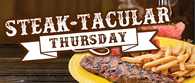 Steak-Tacular Thursday