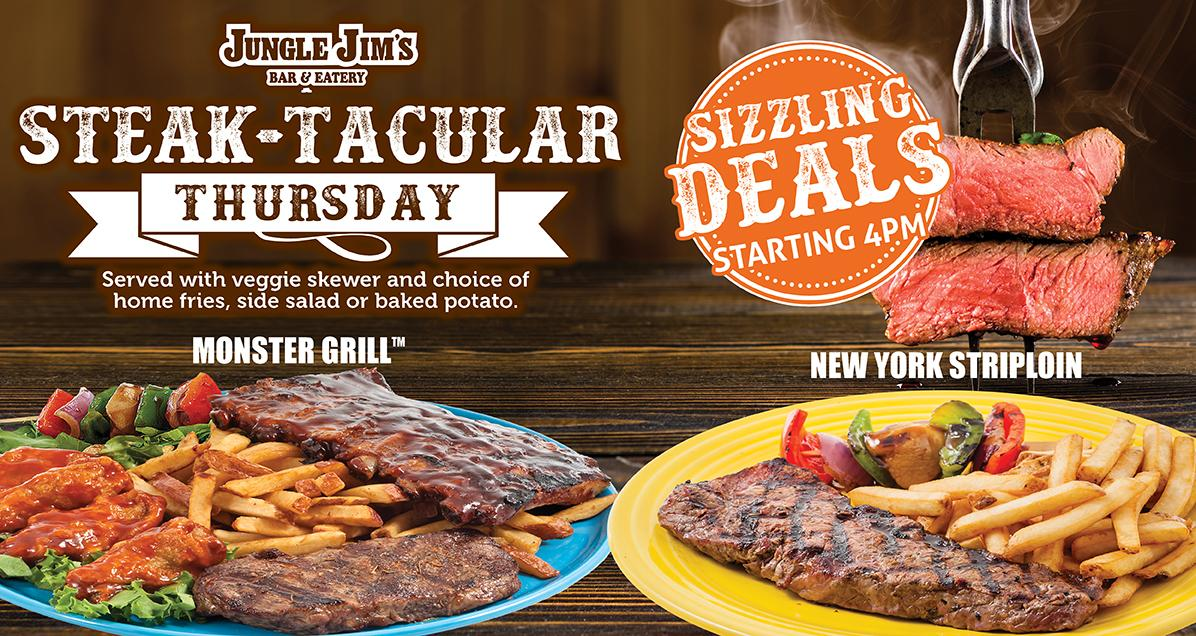 Steaktacular Thursday