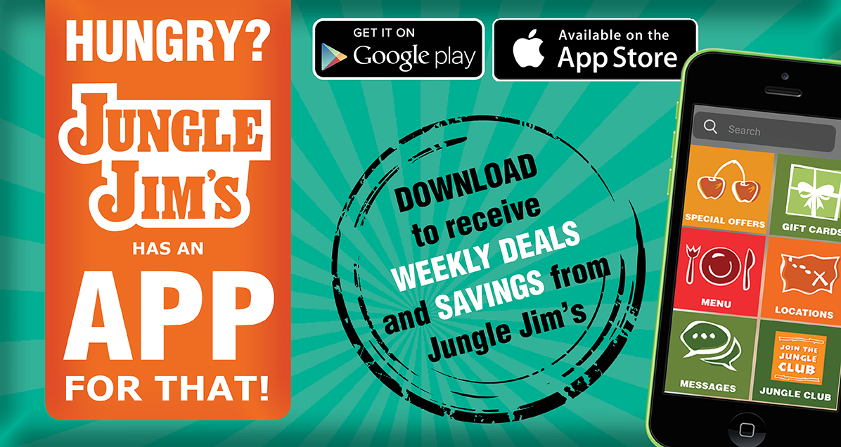 Jungle Jims App